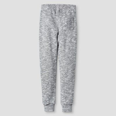 Kind is Cool Boys' Jogger Pants Graystone XL, Gray