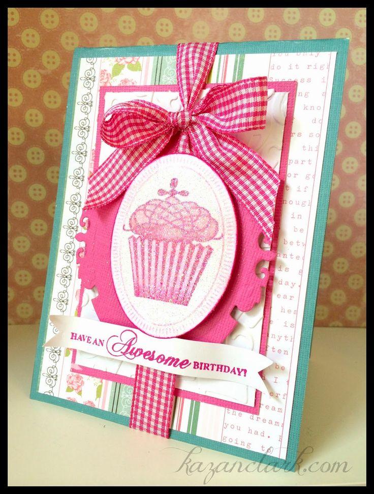 Kazan Clark | Birthday Cards | Pinterest