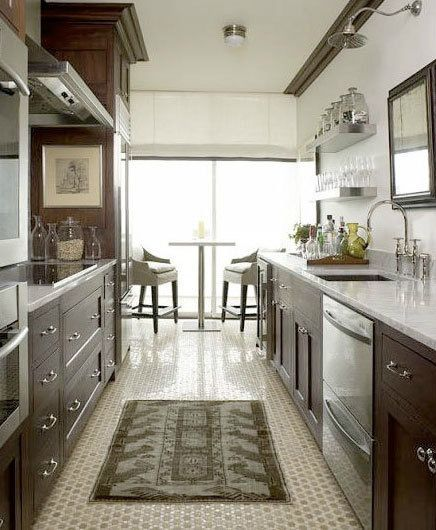 25+ Best Ideas About Ikea Galley Kitchen On Pinterest