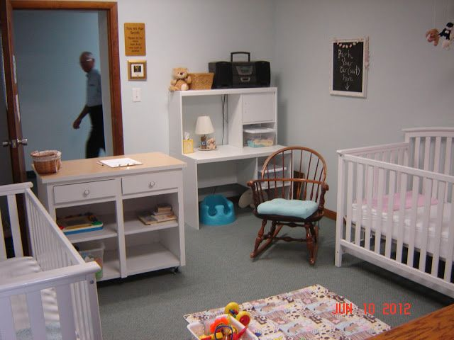 Small Church Nursery Google Search Check In Counter