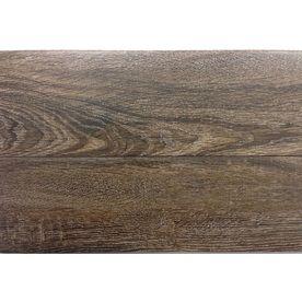 GBI Tile & Stone Inc. Madeira Oak Ceramic Floor Tile (Common: 6-in x 24-in; Actual: 5.84-in x 23.38-in)