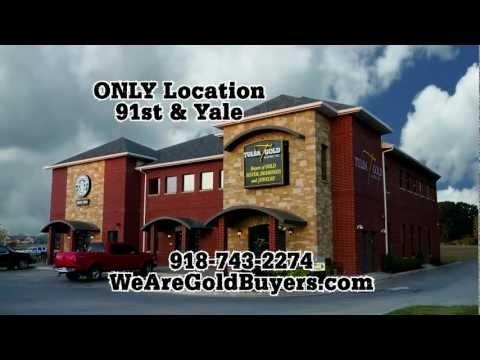 Tulsa Gold & Gems - Golden Ticket Spot