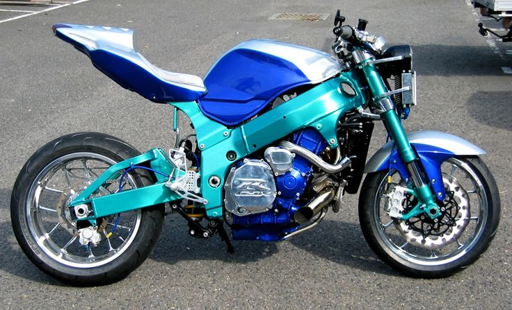 Gsxr Street Fighter Motorcycle Selection Of Our