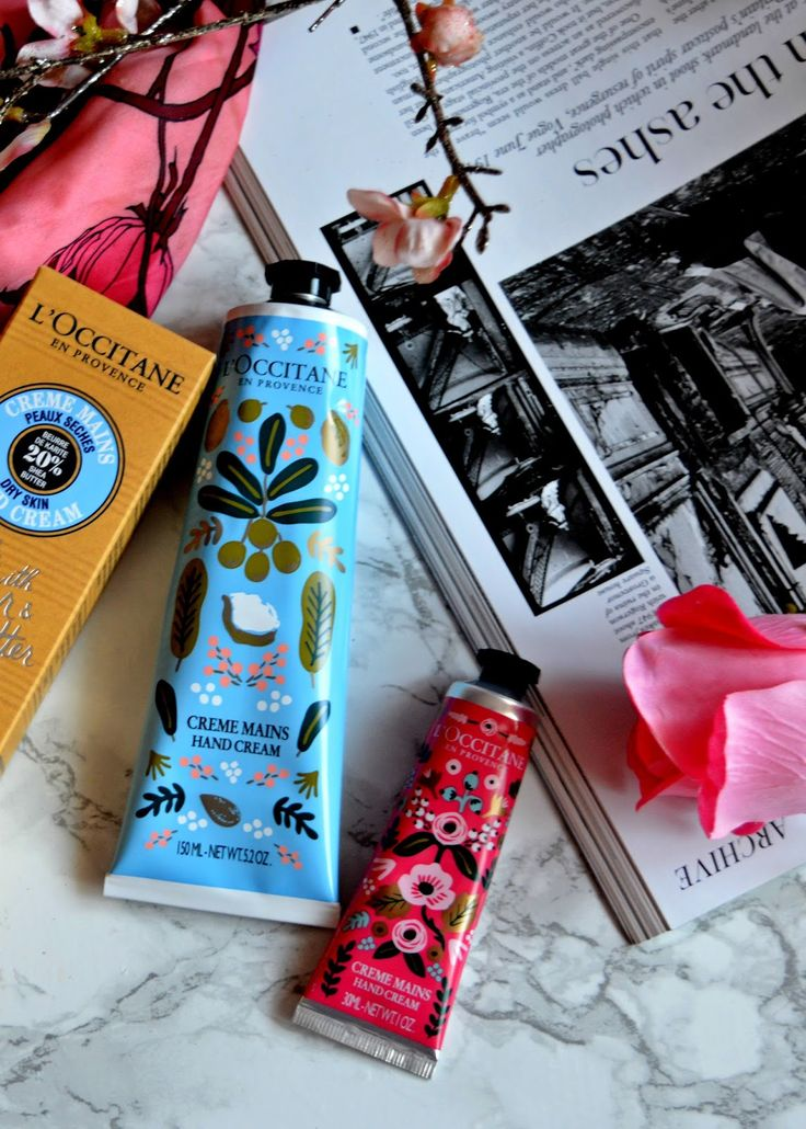 L'Occitane have collaborated  with Florida-based stationery company, Rifle Paper Co. The collection launched in store and online worldwide...