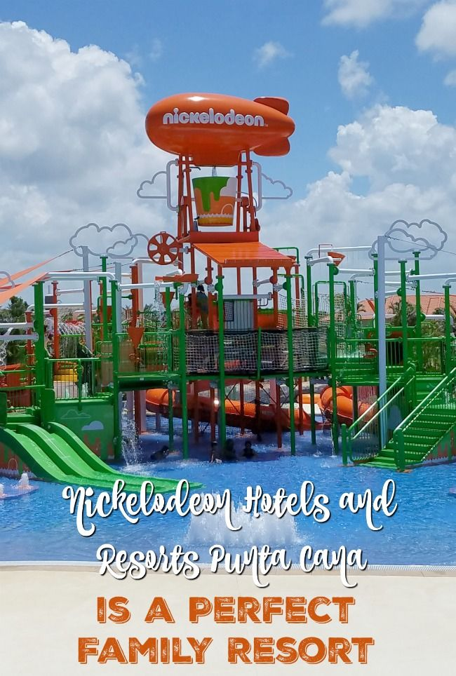 Nickelodeon Hotels & Resorts Punta Cana is a Perfect Family Resort: family…
