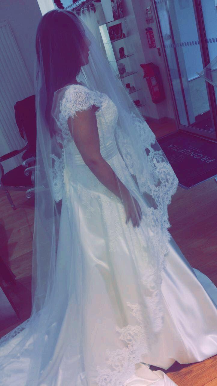 13 best Wedding dress images on Pinterest   Bodas, Bridal dresses ...