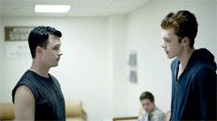 1k mine compliments Shameless Shameless US mickey milkovich Ian Gallagher Cameron Monaghan noel fisher shameless spoilers gallavich shamelessedit gallavichedit Shamelessusedit shameless 5x06 shameless season 5 episode 6 8th gif is where i lost it this one is a cooler where the other one is a little warmer im getting better at colors!