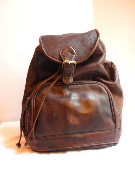 25  best ideas about Leather Backpack Purse on Pinterest | Bags ...