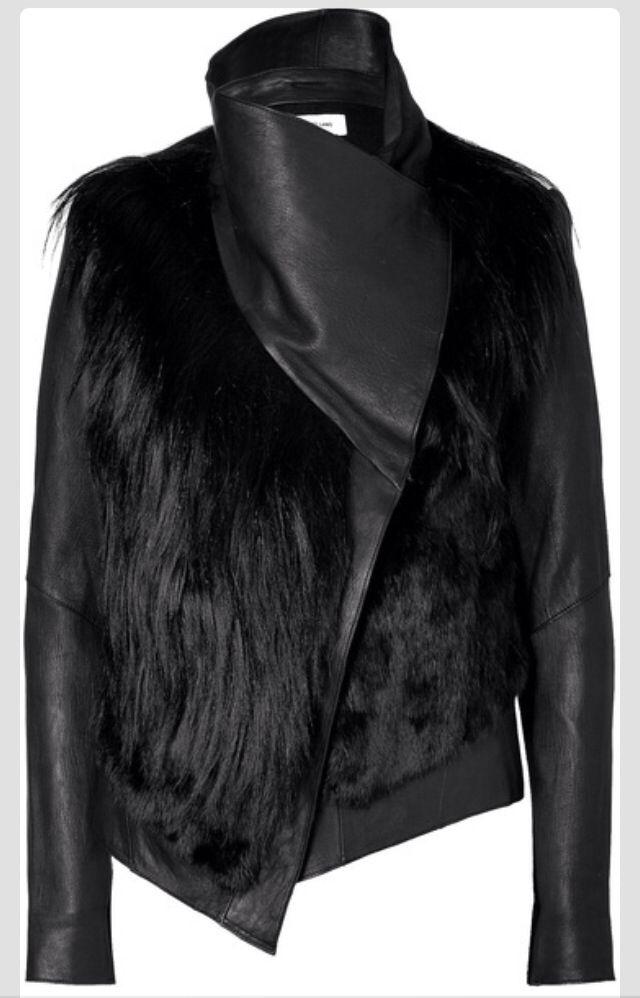 Fall/winter coat!!!! Yes! Faux Fur