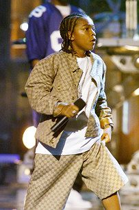 Shad Moss Solves His Early 2000's Fashion Crimes