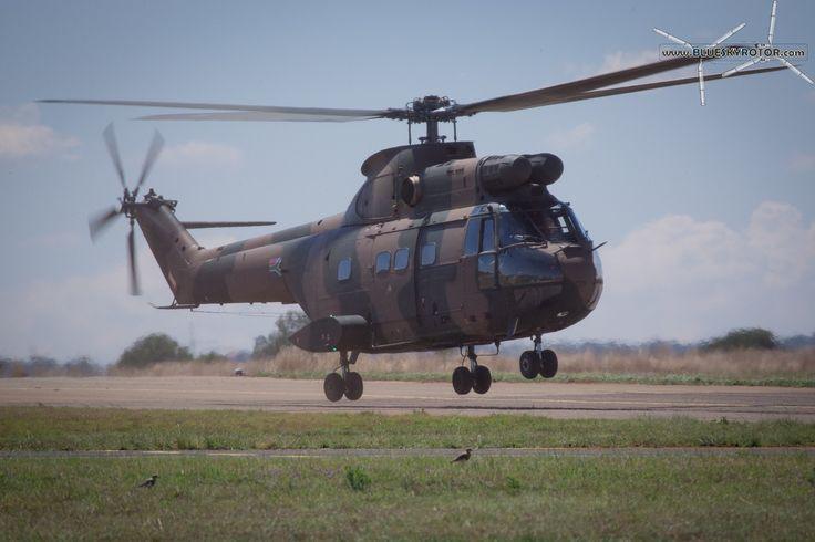 South African Air Force Puma