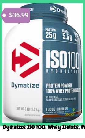 Dymatize ISO 100, Whey Isolate, Protein for more details visit http://coolsocialads.com/dymatize-iso-100--whey-isolate--protein-53476