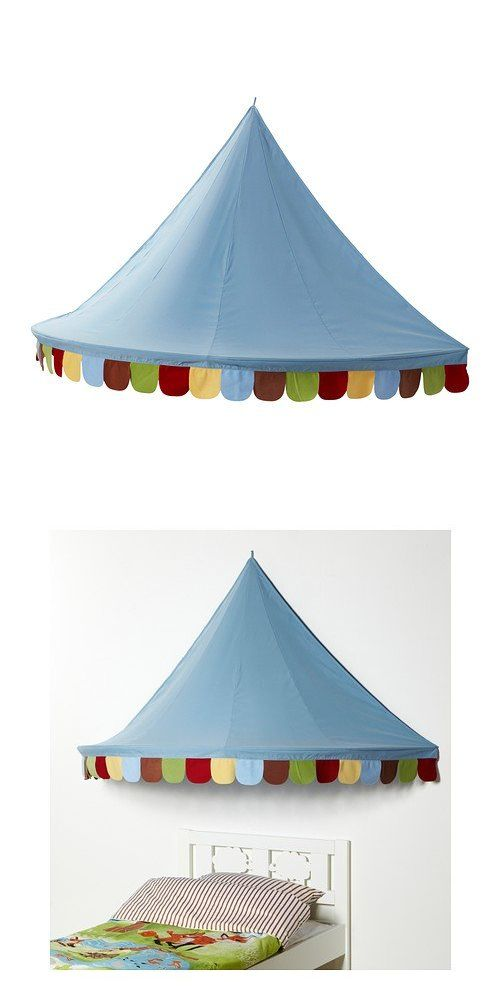 Canopies and Netting 48090: Ikea, Mysig Bed Canopy, Light Blue (Light Blue, 1) -> BUY IT NOW ONLY: $35.37 on eBay!