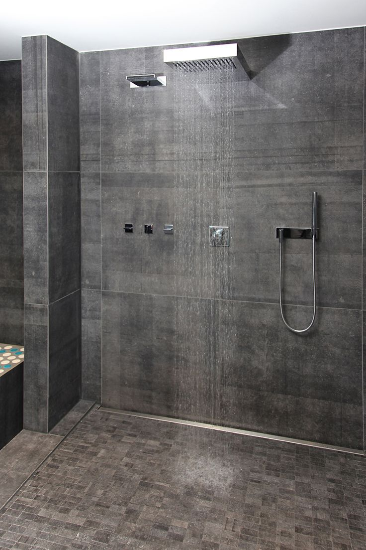 Die Gro 223 E Offene Dusche Im Wellnessbereich L 228 Dt Nach Der