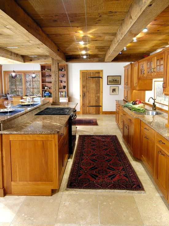 221 best images about rustic kitchen on pinterest stove for Converting galley kitchen to open kitchen