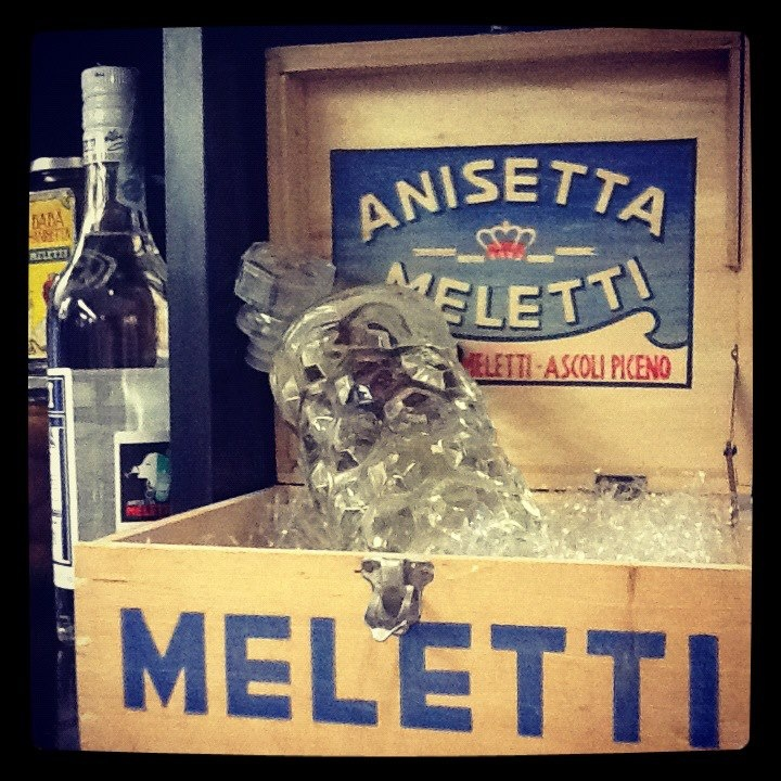 Anisetta Meletti one of the best alcoholic drinks in the region. You should go to Ascoli and try it :) #tradition #tasty #beverage