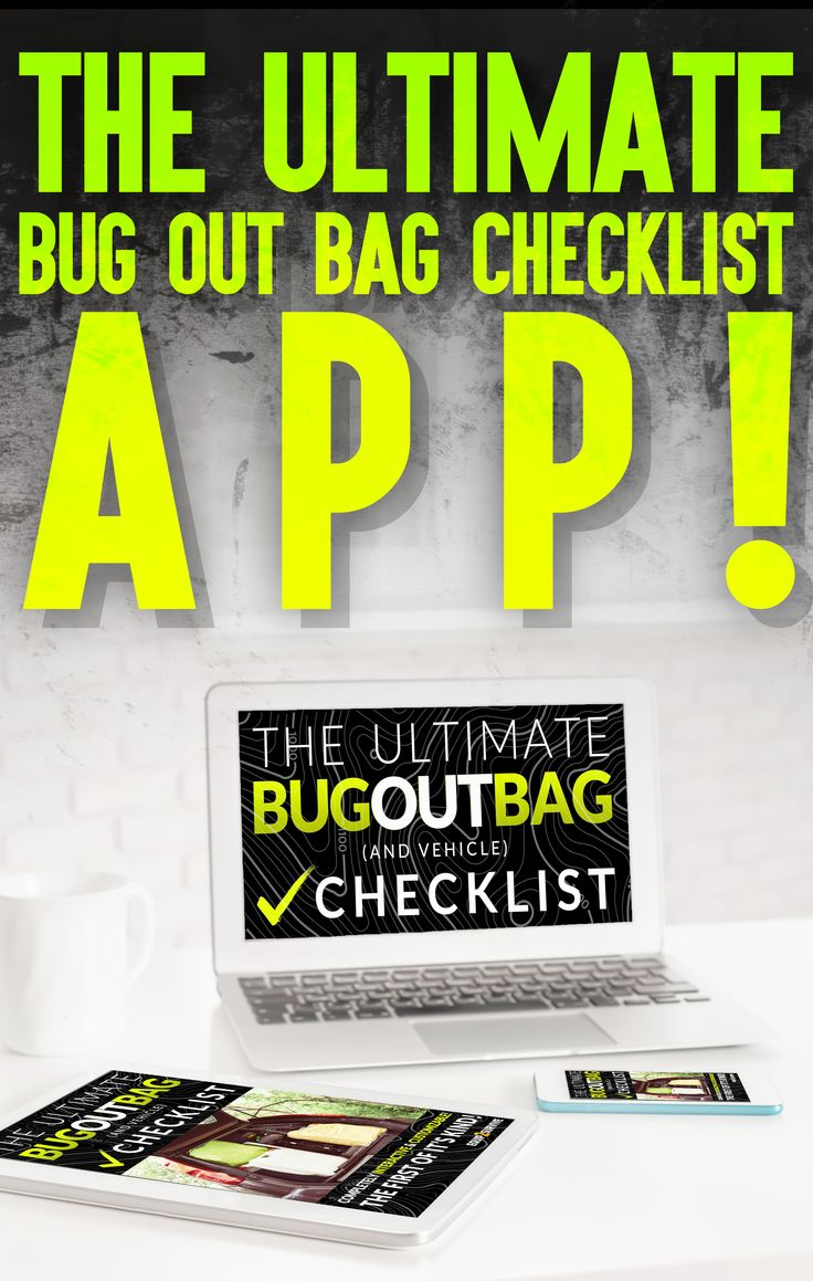 """This app is AMAZING!!! The first and ONLY bug out checklist that truly is a """"one size fits all"""" solution!! It's completely customizable, interactive, easy to use and gets your bug out plan completely organized!! Are you 100% ready for whatever happens?? If not, this app will help you get 100% ready quickly and easily!! It's pre-loaded with HUNDREDS of awesome preparedness gear and supplies!! But you can completely customize it yourself for your family's unique needs!!"""