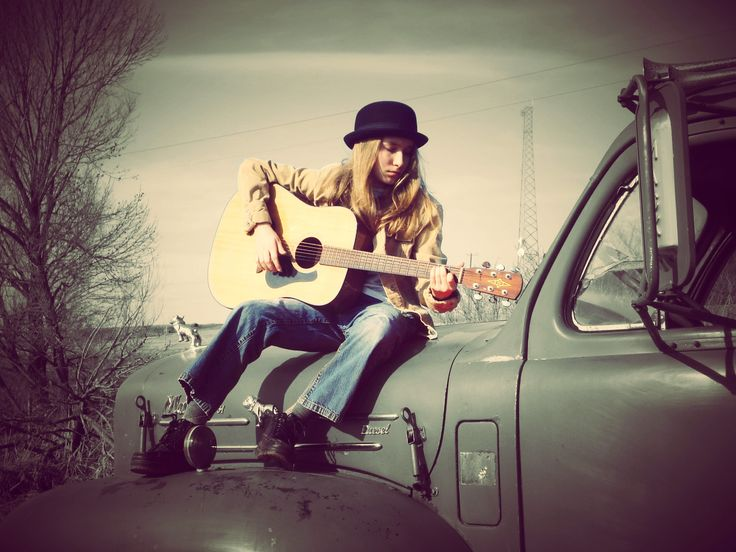 "Sawyer Fredericks' album ""Out My Window...check it out on iTunes"