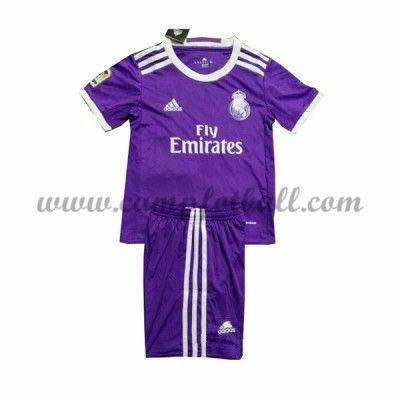 Fotballdrakter Barn Real Madrid 2016-17 Borte Draktsett