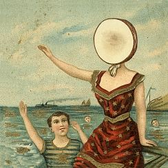 Artist: Neutral Milk Hotel | Album: In the Aeroplane Over the Sea | Year: 1998 | Genres: Indie rock, indie folk, lo-fi, noise rock, fuzz punk, psychedelic folk, experimental, singer-songwriter, folk rock, concept album, passionate, fantasy, death, mourning, acoustic, tragedy, anne frank, fascinating, gargantuan, completely epic musical odyssey