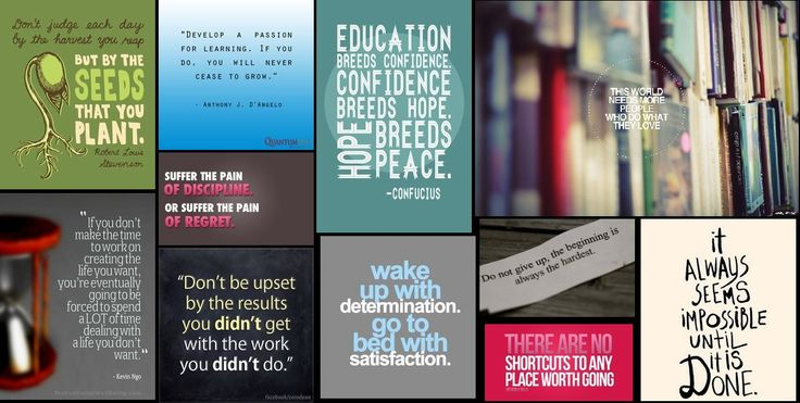 quotes about motivation to study