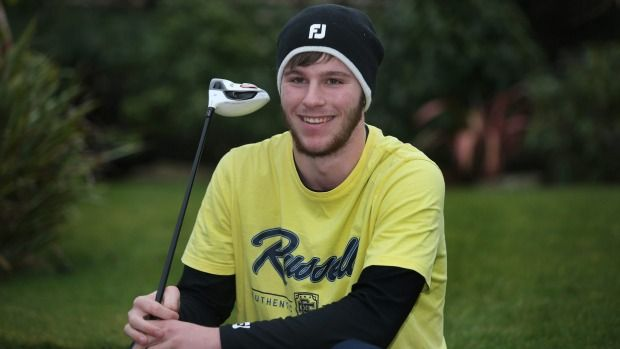 NSR golf star, Liam Todd (NZ) featured in the NZ media!