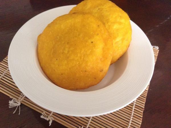 Receta de Arepas de huevo colombianas
