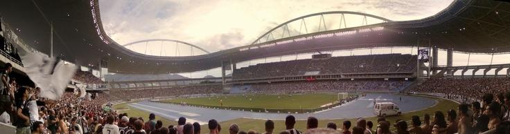 Engenhão, Estádio do Botafogo F.R.