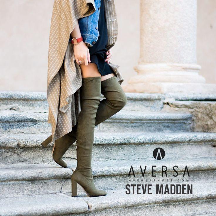 Steve Madden Blazin olive