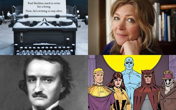 The 20 best crime novels of all time - Telegraph #NovelaPoliciaca #NovelaNegra #suspense #crimen