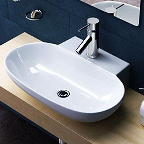 Durovin Oval Hand Wash Basin Sink Vessel One Tap Hole She... https://www.amazon.co.uk/dp/B06XRJ63Y7/ref=cm_sw_r_pi_dp_x_ABxgzb37KEE56