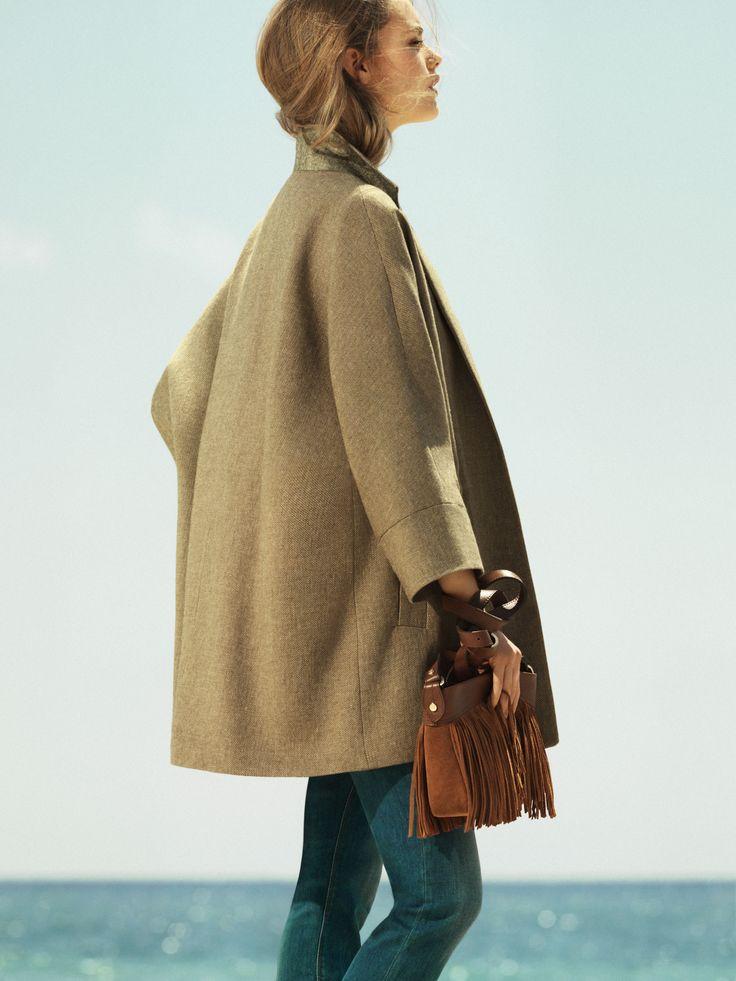 Massimo Dutti June Lookbook for Women. Spring Summer 2014 Collection. www.massimodutti.com