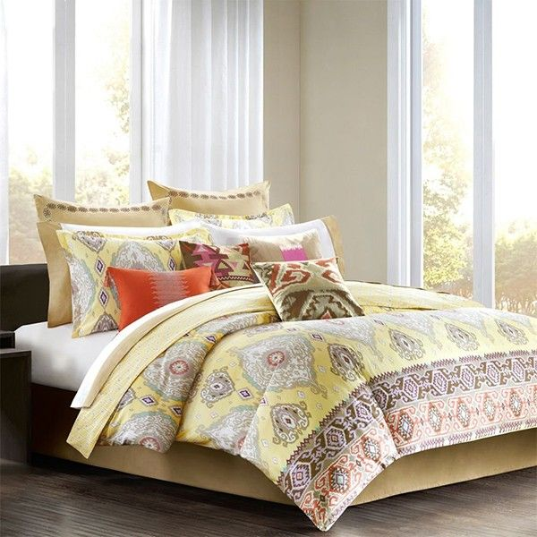 Echo Colorful Kilim Twin Comforter Set from Picsity.com