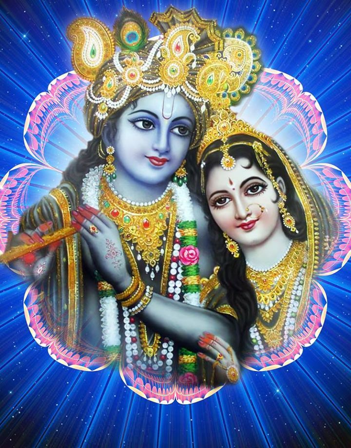 baby krishna glittering wallpaper hd