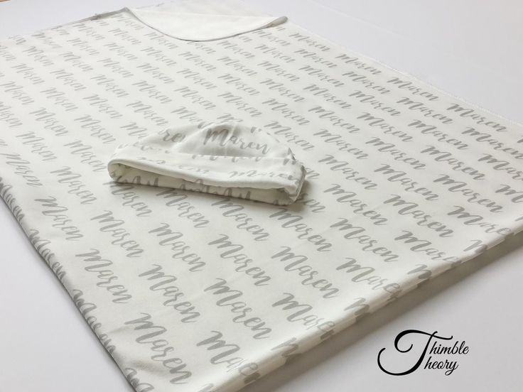 """""""Just My Name""""- Welcome Home Baby Newborn Set"""