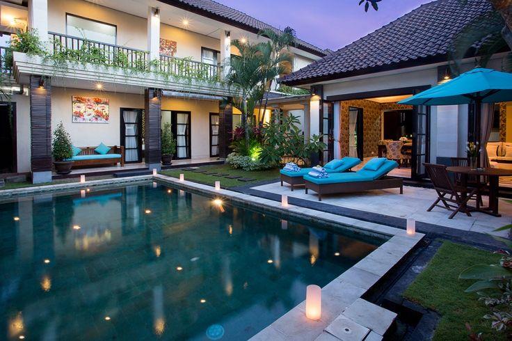 Bali Accommodation in stunning villas.