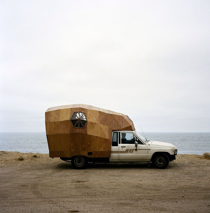Jay Nelson - Toyota Truck with Custom Camper | stuff we ...