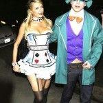 Paris Hilton versione Alice sexy #Halloween #celebrity http://www.theblazonedpress.it/website/2013/10/28/i-costumi-delle-celebrita-ai-party-di-halloween/70888