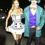 Paris Hilton versione Alice sexy #Halloween #celebrity http://www.theblazonedpress.it/website/2013/10/28/i-costumi-delle-celebrita-ai-party-di-halloween/70888