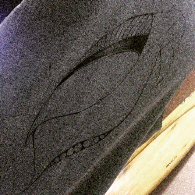#2 #FreeHandStyle #Drawing #Style #Exclusive #Clothing #Regata #LobsBrazilianArt