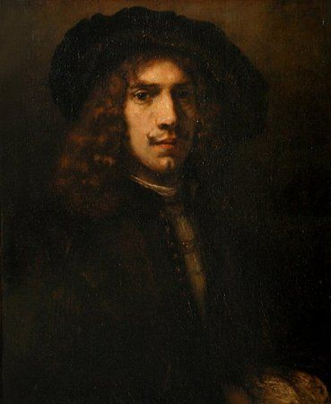 Portrait of a young man (Rembrandt)