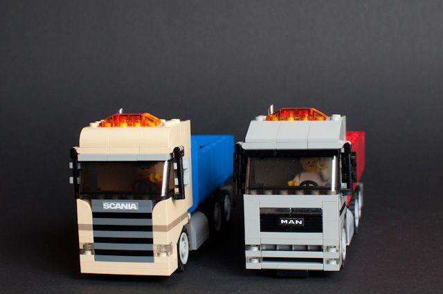 1000 Ideas About Lego Truck On Pinterest Lego Technic