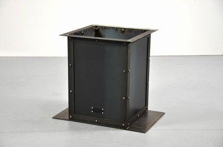 Mittelfuss Tischgestell Tarsus Industriedesign