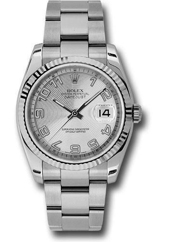 Rolex Oyster Perpetual Datejust 36 Watch 116234 scao