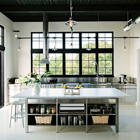 Division Street - industrial - Kitchen - Portland - Emerick Architects