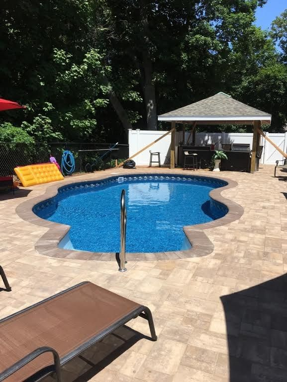 17 Best Images About Radiant Pools Backyard Innovators Challenge On Pinterest Lounge Areas