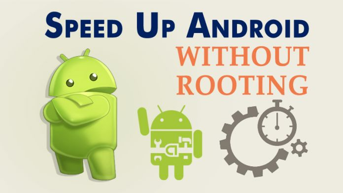 How To Speed Up Your Android Without Rooting?   Today there are more than billions of people who are using Android. Many people have a concern about slowing down their Android device as the devices speed gets slower with the time. So today I am here resolve that issue there could be multiple factors that can be responsible for the slowdown of android speed like it can be due to low memory RAM and any other problem like viruses and much more other factors. Now with the methods that I have…