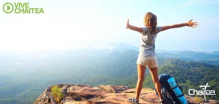 Aprovecha cada instante para sentirte bien. Que este fin de semana sea un buen momento para disfrutar del aire libre.