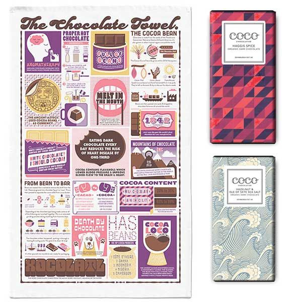 Postboxed Gift Boxes Chocolate Gift Box