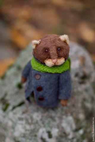 Наши милые игрушки - мишки Тедди, куклы Тильды